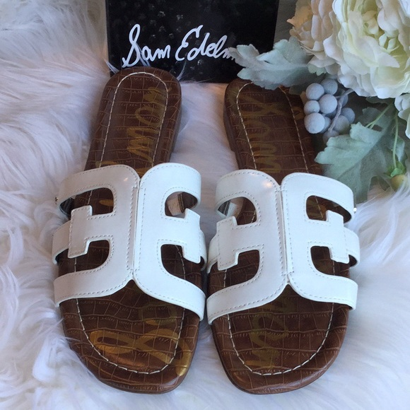 Sam Edelman Bay Slide Sandals Nwt
